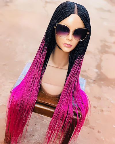 Azara Wigs - Braided Wigs by Jay