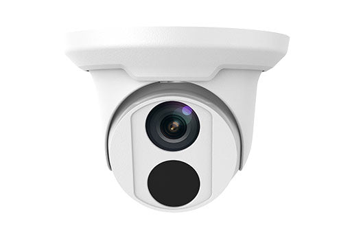 CMVision CM-3618SR3-DPF28 8MP 2.8mm Wide Angle Lens, Smart IR WDR Dome Network IP Turret Camera