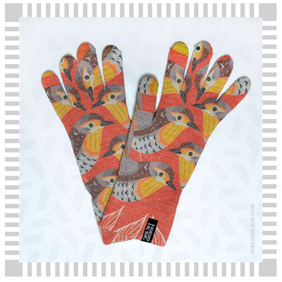 Guantes Touch Chucao