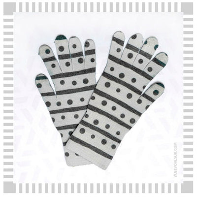 Guantes Touch Selk´Nam