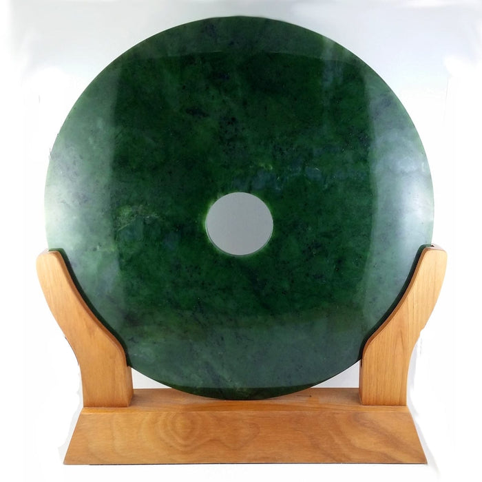 Jade Pi Carving - 14""