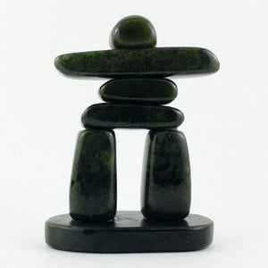 "Jade Inuksuk Polished 3.5"" - The Jade Store"