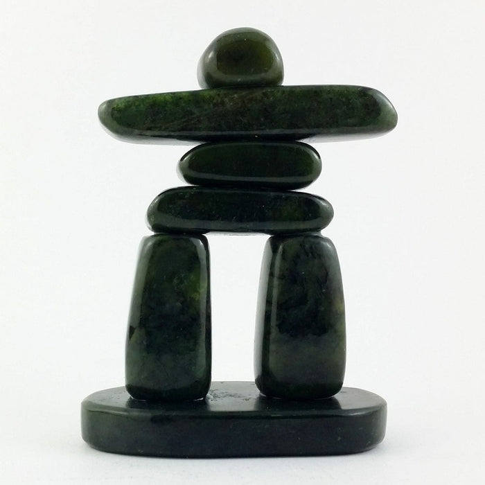 Jade Inuksuk Polished 3.5""