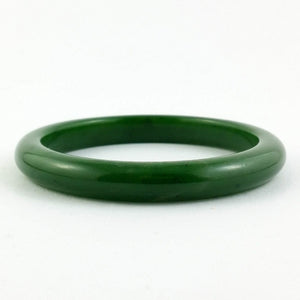 Jade Bangle - A+ Grade Narrow - The Jade Store