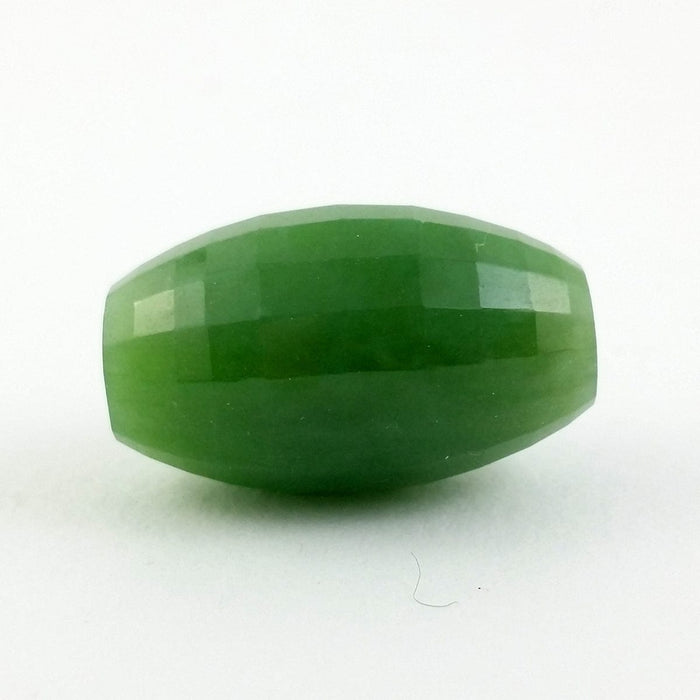 Jade Bead - Faceted High Quality