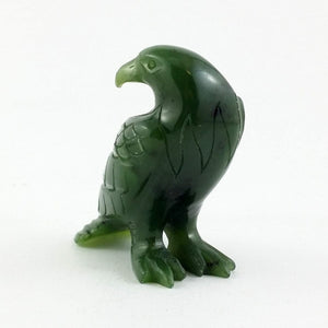 Jade Eagle - Small Carving - The Jade Store