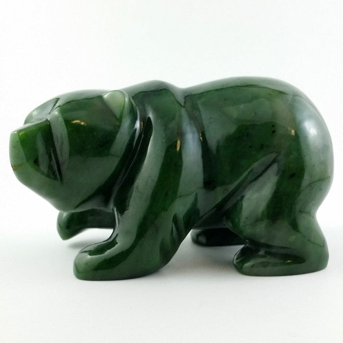"Jade Bear - 5"" Walking Grizzly"