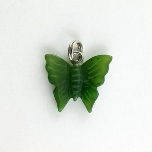 Jade Charm - Butterfly