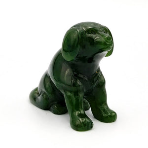 "Jade Dog - 1.5"" - The Jade Store"