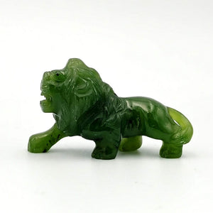 "Jade Lion 1.5"" - The Jade Store"