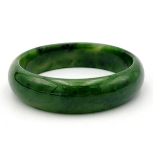 Jade Bangle - Wide - The Jade Store