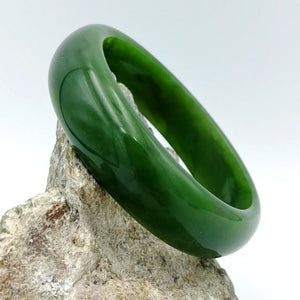 Jade Bangle - A++ Grade Medium Width - The Jade Store