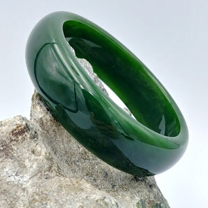 Jade Bangle - AA Grade Wide - The Jade Store