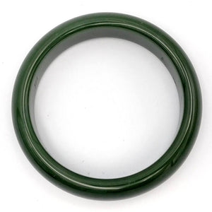 Jade Bangle - AA Grade Medium Width - The Jade Store