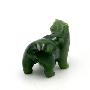 Jade Bear 1″ - The Jade Store