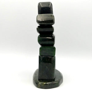 "Jade Inuksuk Polished 8"" - The Jade Store"