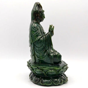 "Jade Buddha Thai - 9"" - The Jade Store"
