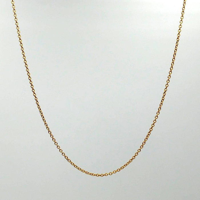Gold Filled Chain 20""