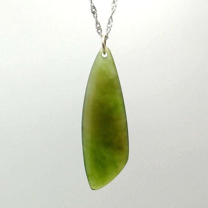 Jade Pendant - Energy Silver High Quality