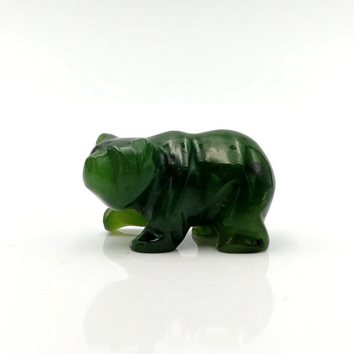 "Jade Bear - 1"" Walking Grizzly"
