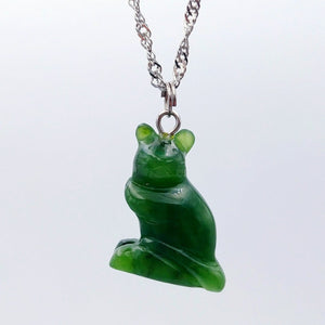 Jade Pendant - Rat - The Jade Store