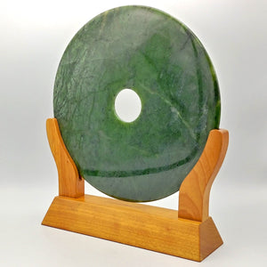 "Jade Pi Carving - 12"" - The Jade Store"