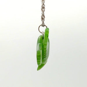 Jade Pendant - Hummingbird - The Jade Store