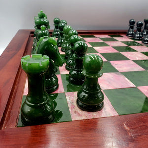 Jade Chess Set - The Jade Store