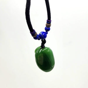 Jade Pendant - Melon - The Jade Store