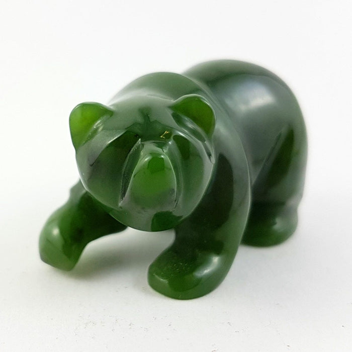 "Jade Bear - 2"" Walking Grizzly"
