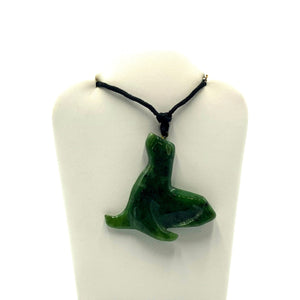 Jade Pendant - Seal - The Jade Store