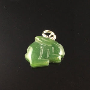 Jade Charm - Rabbit - The Jade Store