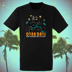 DYNA DAYS Vol. 2 T-SHIRT