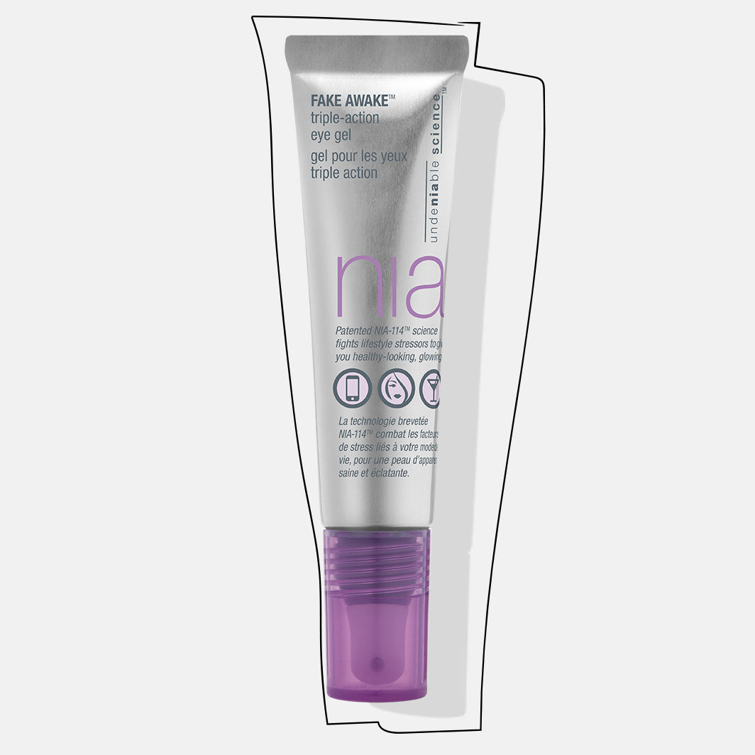 Triple Action Eye Gel