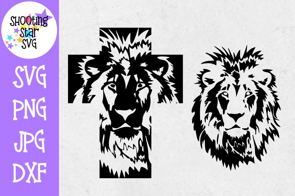 Lion of Judah - Religious SVGs