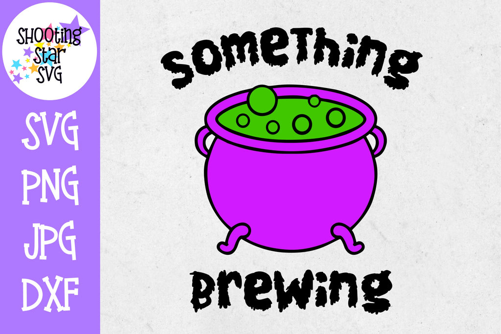 Something Brewing - Pregnancy SVG - Maternity SVG