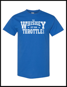 The Whiskey Throttle Factory Tee