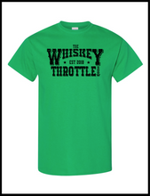 Load image into Gallery viewer, The Whiskey Throttle Factory Tee