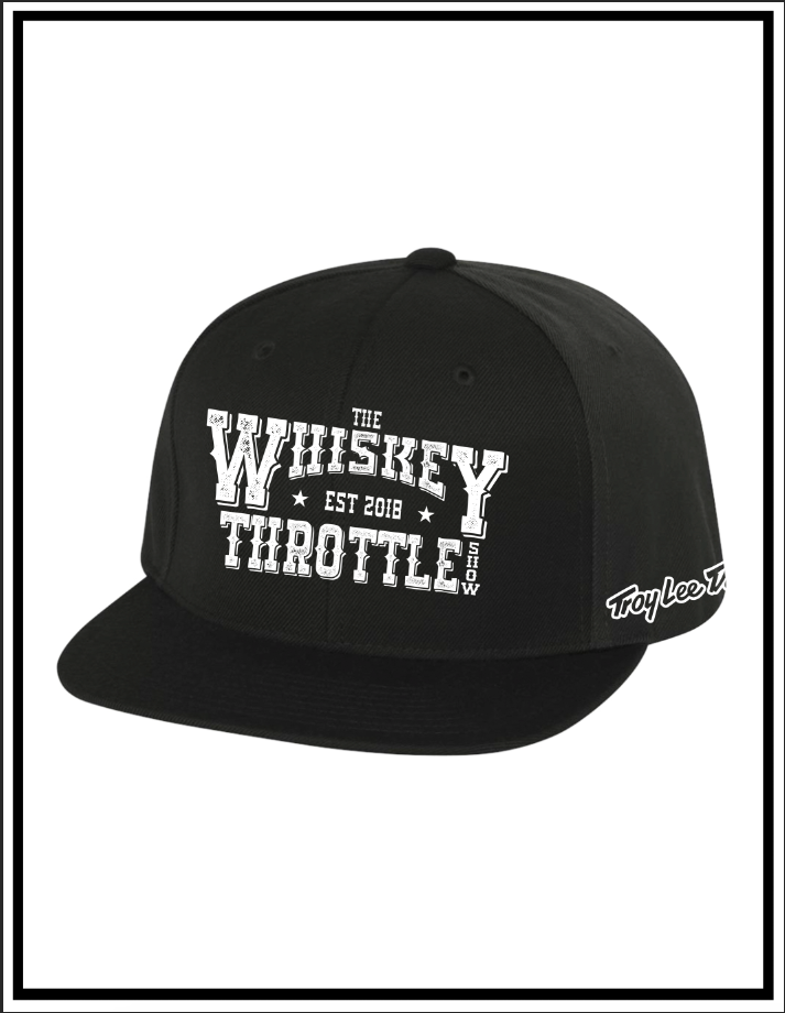 The Whiskey Throttle Show Classic Snapback