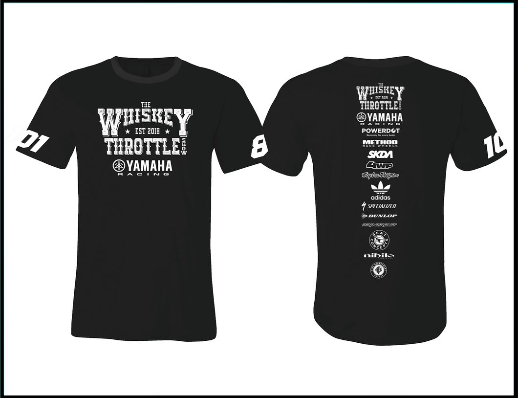 The Whiskey Team Tee