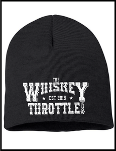 The Whiskey Throttle Show Beanie