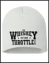Load image into Gallery viewer, The Whiskey Throttle Show Beanie