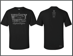The Whiskey Throttle Show Tee