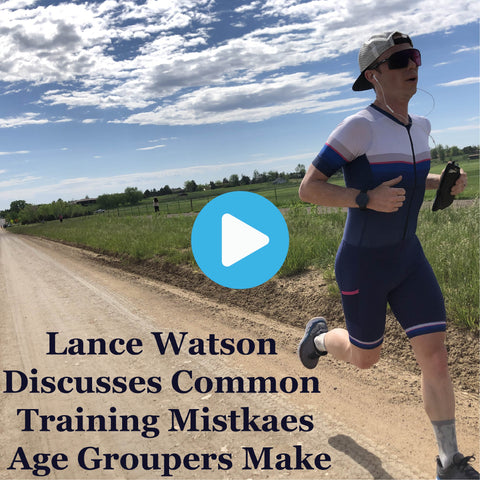 Lance Watson, triathlon hall of fame coach, talks to those Ironman, 70.3, Olympic and Sprint triathletes about common mistakes he sees among age group athletes.