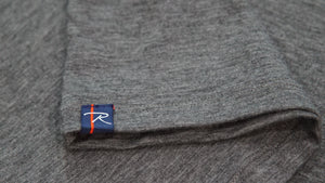The heather grey of the Women's Blue Ridge shirt suggests comfort. The Poly/Lycra/Tencel blended fabric delivers the comfort. You can wear this shirt during your run, before your workout or race. It is best worn while making the walk up to the podium afterwards.