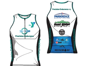 Precision Endurance Men's Tri Top