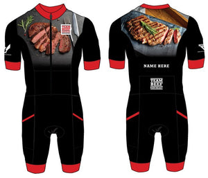 Team Beef TBH Short Sleeve Tri Top