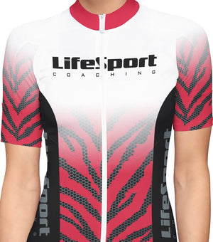 LifeSport Coaching Men's TBH Tri Top