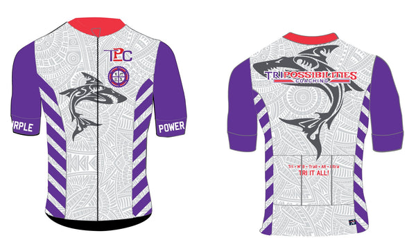 2021 TriPossibilities Team H340 Cycling Jersey
