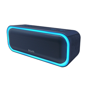 Dark Blue DOSS SoundBox Pro - DOSS Bluetooth Speaker